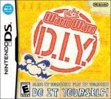 WarioWare D.I.Y., Game, box, art, cover, screen, image