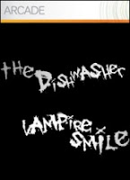 The Dishwasher, Vampire Smile, game. cover, xbox