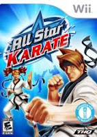All Star Karate, wii, game, screen, box, art