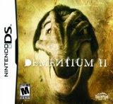 Dementium 2, nintendo, ds, game, cover, box, art, screen