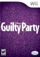 Disney Guilty Party, game, wii, nintendo, screen, image
