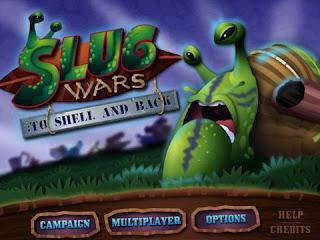 Slug Wars: To Shell and Back, ipad, game, screen, image, box, art