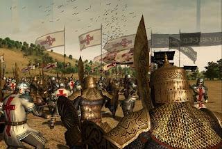 Lionheart: Kings' Crusade, game, screen, image, screenshot, pc