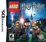 LEGO Harry Potter: Years 1-4, game, nintedo,ds