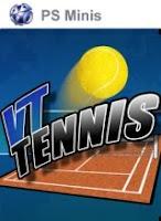 VT Tennis, psp, image, box, art, cover