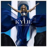 Aphrodite, Kylie Minogue, cd, album, cover
