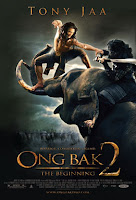 ong bak 2, the beginning, movie, cover