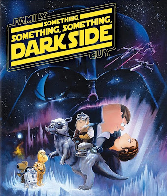 Family Guy Something Something Something Dark Side, movie, poster