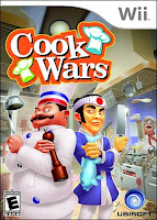 Cook Wars, Wii, game, video
