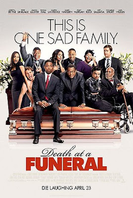 Death At A Funeral, movie, poster