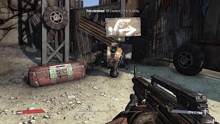 Borderlands, video, game, snapshots