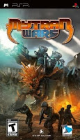 Mytran Wars, video, game, psp, sony