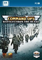 Command Ops: Battles from the Bulge, box, art, image, cover