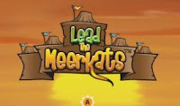 Lead the Meerkats, game, screen, image, wii, game