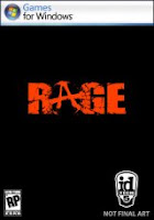 Rage, pc, game, box, art, screen, image