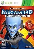 MegaMind, game, xbox