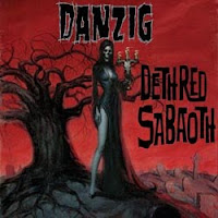 Deth Red Sabaoth,Glenn Danzig, New Album, cd, cover, image