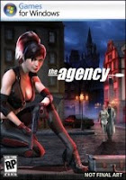 The Agency, game, pc, box, art