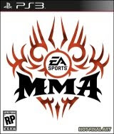 EA Sports MMA, game, video, sony, ps3