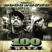 Tha Dogg Pound, 100 Wayz, cd, cover, box, art, new, album, song, track