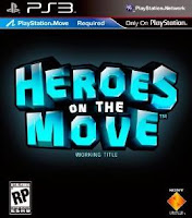 Heroes on the Move, ps3, game