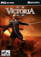 Victoria 2, game, pc, box, art