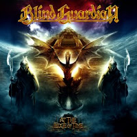 Blind Guardian, At the Edge of Time, cd, box, art, new, album