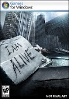 I Am Alive, PC, game, box, art, image
