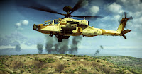 Apache, Air Assault, xbox, game, box, art, screen, image