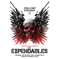 The Expendables, movie, soundtrack, cd, box, art