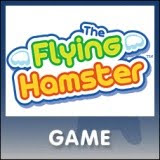 The Flying Hamster, psp, game, box, art