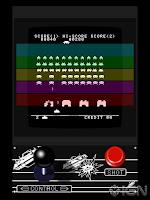 Space Invaders HD, game, ipad, apple, screen, image