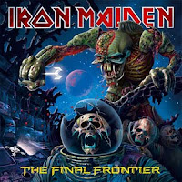Iron Maiden, The Final Frontier, new, album, cd, audio, tracklist