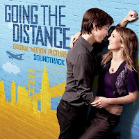 Going the Distance Movie Soundtrack, cd, box, art