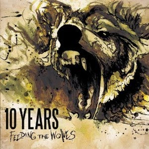 10 Years, Feeding the Wolves, new, album, audio, cd, box, art, 3rd