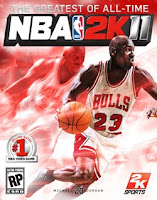 NBA 2K11, game, box, art, soundtrack, music, cd, cover