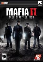 Mafia 2, pc. system, box, art