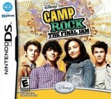 Camp Rock: The Final Jam, nintendo, ds,box, art