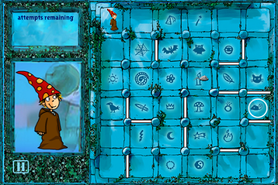 The Magic Labyrinth, iphone, game, screen, image