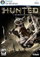 Hunted: The Demon's Forge, pc, box, art,image