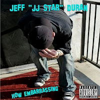Jeff JJ Star Duran, How Embarrassing, cd, cover, box, art