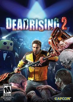 Dead Rising 2, Zombrex Edition, xbox, game, box, art