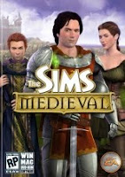 The Sims Medieval, pc, game, box, art, image