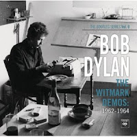 Bob Dylan, The Witmark Demos, cd, box, art, audio