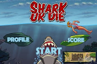 Shark or Die, Android, Mobile, Phones, game, screen