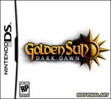 Golden Sun, Dark Dawn, nintendo, ds, box, art