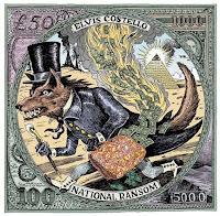 Elvis Costello, National Ransom, cd, new, album, box, art