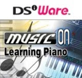 Music On: Learning Piano , nintendo, dsi, box, art, game