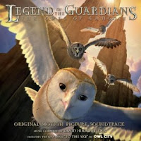 Legend of the Guardians, soundtrack, movie, motion picture, box, art, mp3, cd, audio