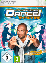 Dance! It`s your stage, xbox, box, art, game